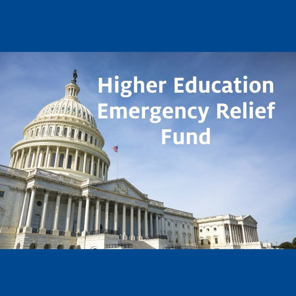 Higher Education Emergency Relief Fund